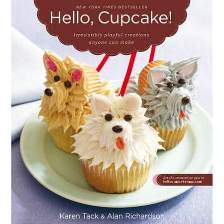 Hello, Cupcake! : Irresistibly Playful Creations Anyone Can Make](Hello Cupcake Halloween Recipes)