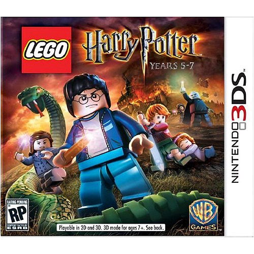 LEGO Harry Potter: Years 5-7 w/ Bonus* Lego Figurine (3DS)