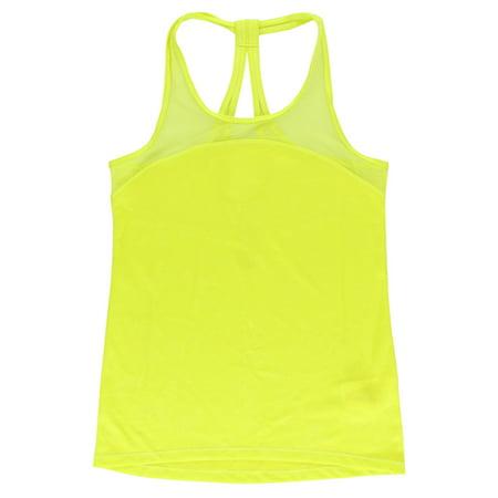 Roxy Womens Moonshine Tank Neon Yellow