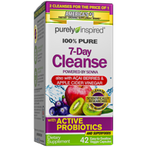Vitamins & Supplements: Purely Inspired 7-Day Cleanse