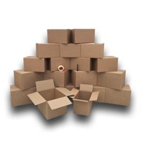 Uboxes 1 Room Economy Moving Kit, 15 Boxes, Moving & Packing Supplies
