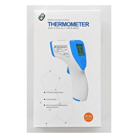 Digital Thermometer Infrared Temperature Gun [Model GP-200] Non-Contact Forehead