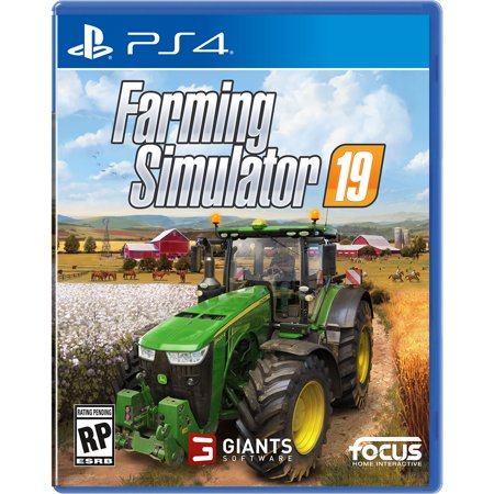 Farming Simulator 19, Maximum Games, PlayStation 4,