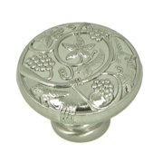 Stone Mill Hardware - Oil Rubbed Bronze Vineyard Harvest Cabinet Knob