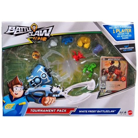 Battle Claw White Frost Battleclaw Tournament Pack - Frosted Games