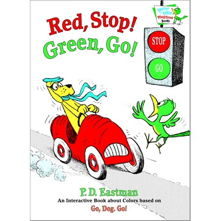 Red, Stop! Green, Go! : An Interactive Book of Colors](Interactive Halloween Books Online)