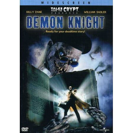 Tales from the Crypt Presents Demon Knight (DVD) - Tales From The Crypt Mask