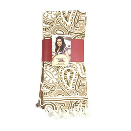 (Lot of 4) Best Brands Consumer Products Inc. Rachael Ray 8-Pack Kitchen Towel Set (16