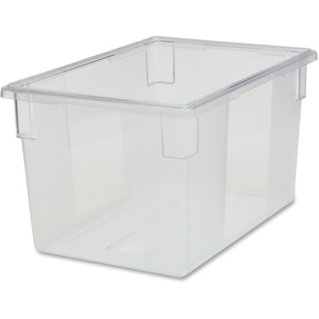 Rubbermaid Commercial, RCP3301CLE, 3301CLE Storage Ware, 1 Each, Clear