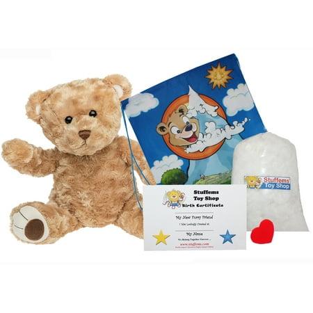 - Make Your Own Stuffed Animal 16