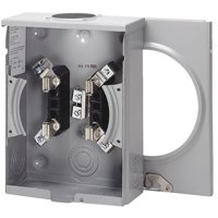 Eaton Corporation 125a Meter Socket UTRS101BE