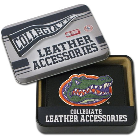 Ncaa   Mens Florida Gators Embroidered Trifold Wallet