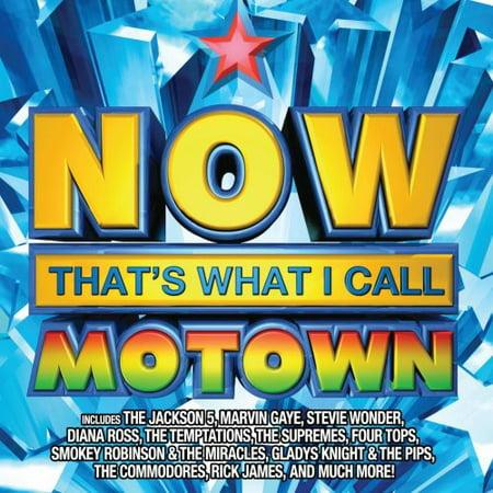 NOW Motown (CD) - Motown Soul Classics