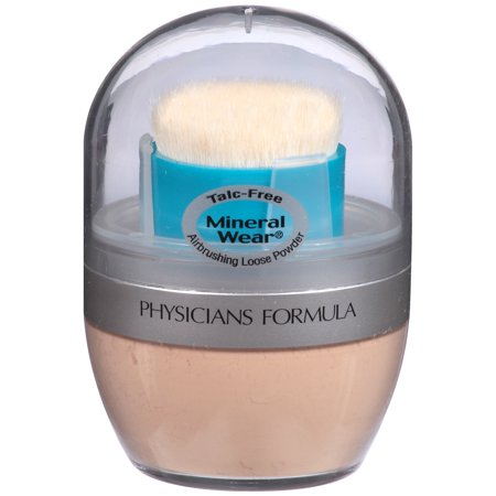 Physicians Formula Mineral Wear Talc-Free Mineral Airbrushing Loose Powder SPF 30 - Natural Beige