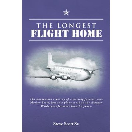 The Longest Flight Home - eBook