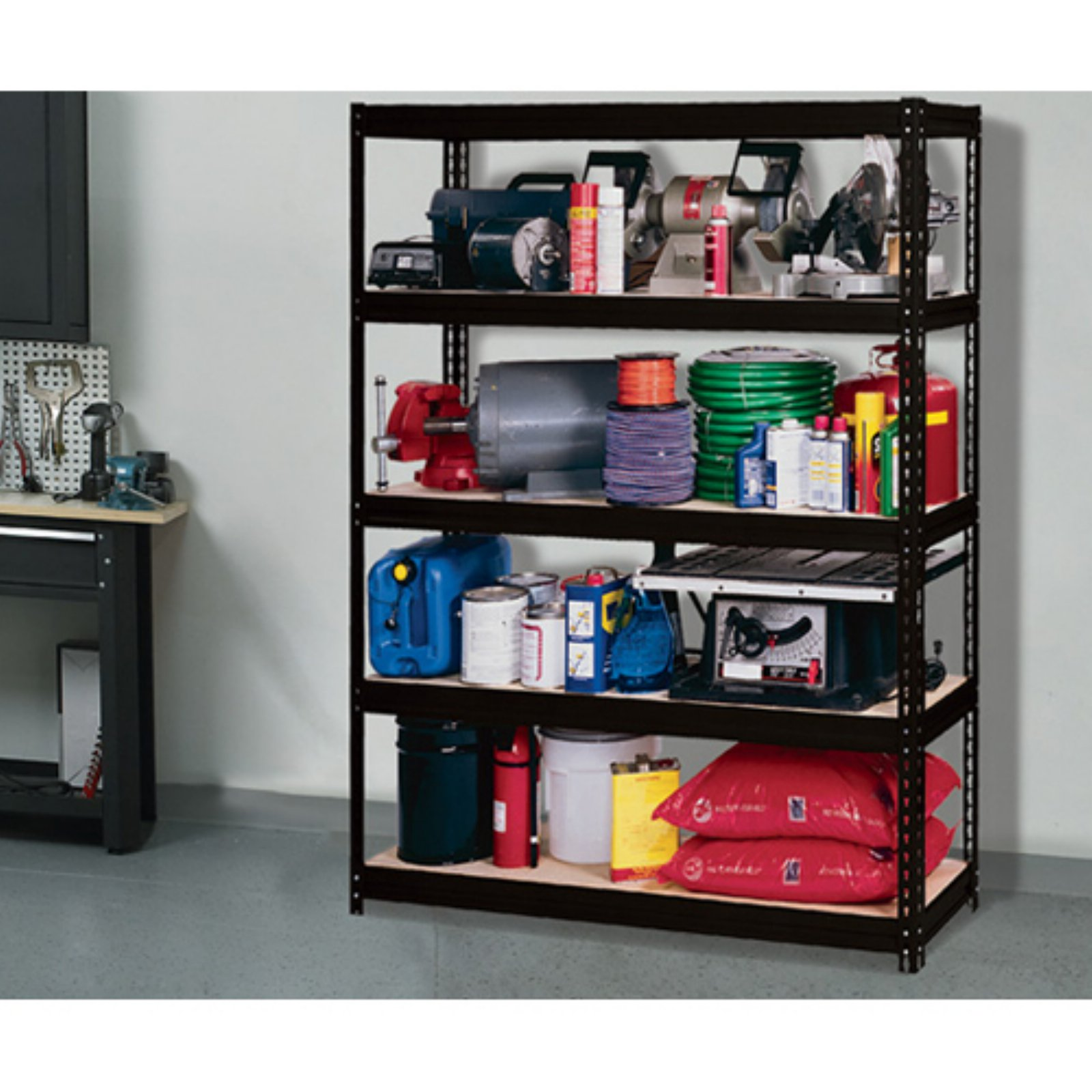 Edsal 60 in. Ultra Rack - 5 Shelf