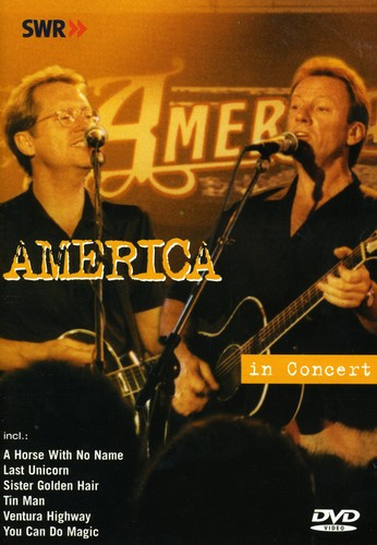 America: In Concert by Music Video Distributors