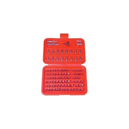 Professional Screwdriver Bit (Professional Screwdriver Bit Set,100pcs. ASTRO PNEUMATIC 9448 )