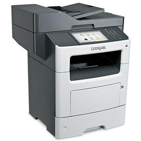 Lexmark MX611DHE Laser Multifunction Printer Copier Scanner Fax Machine by