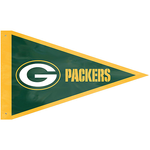 NFL Green Bay Packers 3' x 5' Pennant