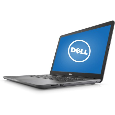 Dell Inspiron I57676370gry 17 3  Laptop  Windows 10 Home  Intel Core I7 7500U Processor  16Gb Ram  2Tb Hard Drive