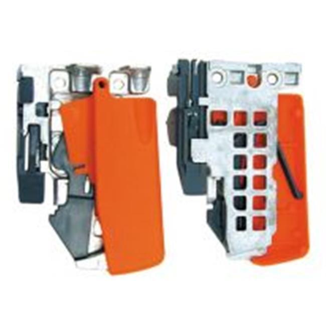 Blum BT51.1700L Tandem Locking Device Left, Orange