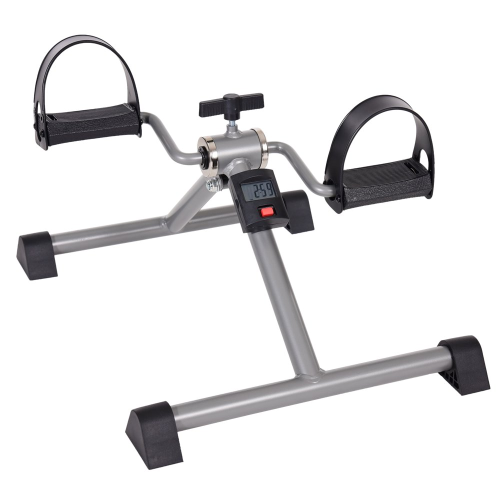 Stamina Folding Upper & Lower Body Cycle with Monitor- boot mobility - strengthen muscle - improve cardiovascular health