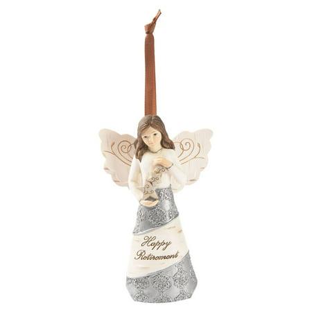 Gift Angel Ornament (Pavilion Gift Company Elements 82426 Retirement Angel)