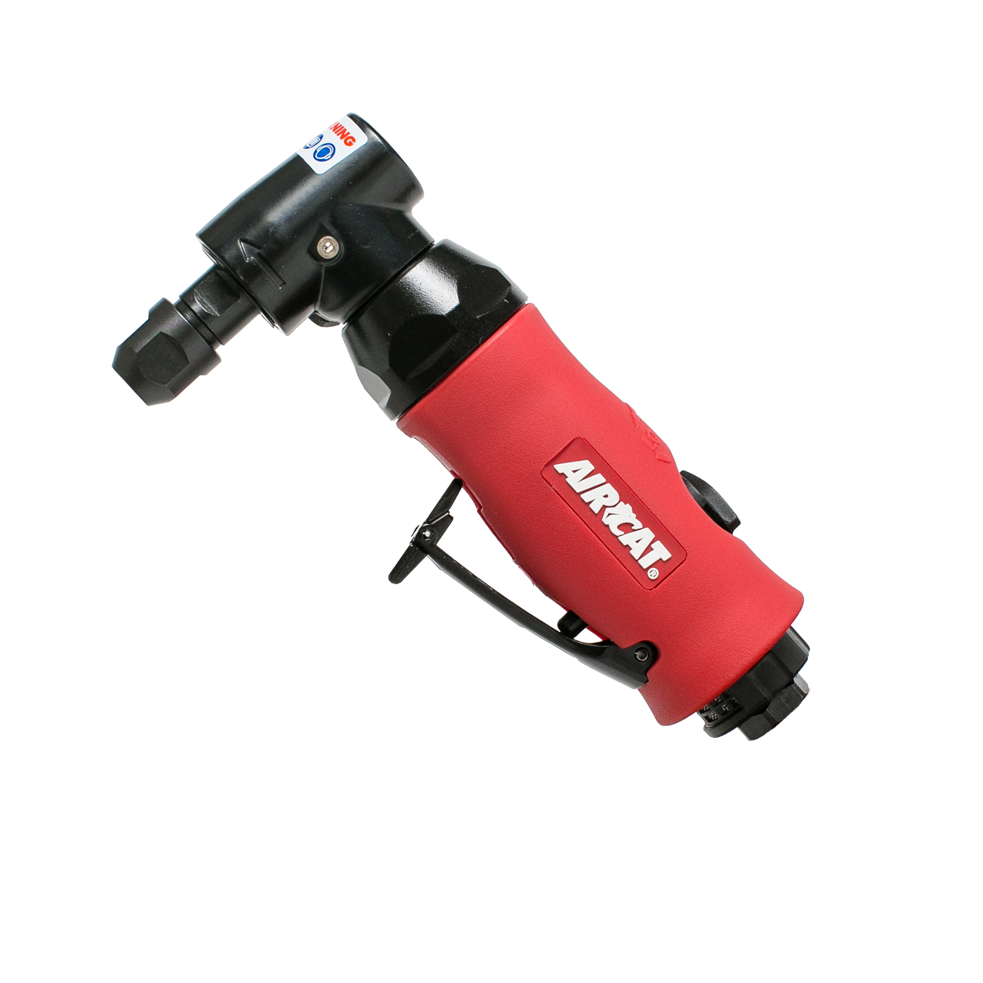 .7 HP Angle Die Grinder With Spindle Lock by AirCat