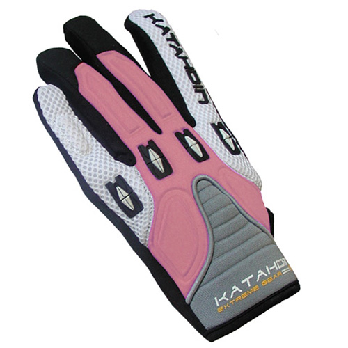 Katahdin Gear Off Road Gloves Red 3XL  KG049066