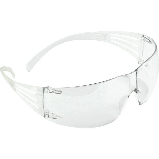 3M™ SecureFit™ Protective Eyewear SF201AF, Clear Lens, 20