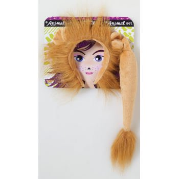 ANIMAL KIT-LION WITH TAIL - Lions Tail