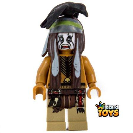 LEGO The Lone Ranger: Tonto Minifigure