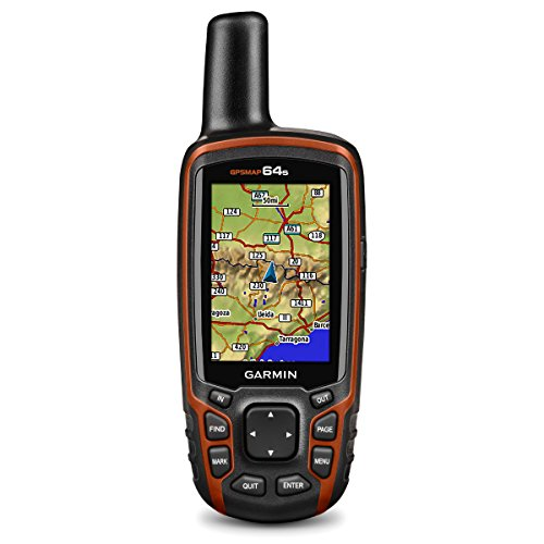 "Garmin Gpsmap 64s Handheld Gps Navigator 2.6"" Compass, Barometer, Altimeter, Photo Viewer Microsd Card Bluetooth... by Garmin"