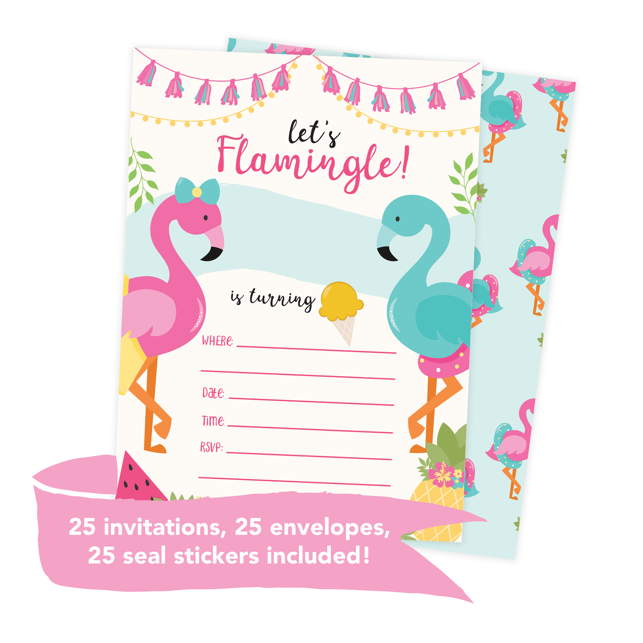with Envelopes 20 Count Baseball Party Invitations