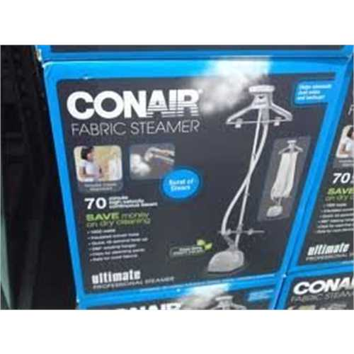 Refurbished Conair Professional Fabric Steamer