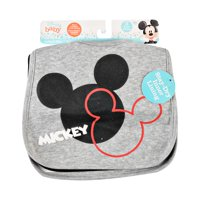Mickey Mouse 3 Pk Mickey Heather Toddler Bib