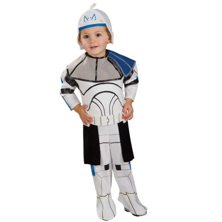 Infant / Toddler Clone Trooper Captain Rex Costume Rubies 885774 - Clone Trooper Costumes