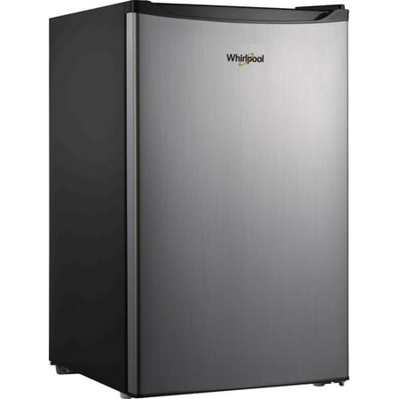 Whirlpool 3.5 cu. ft Mini Refrigerator - Stainless Steel WH35S1E
