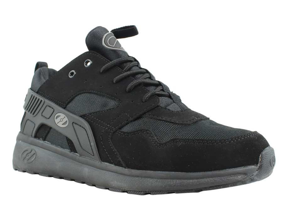 Heelys Womens Black Walking, Hiking, Trail Shoes Size 7 New by Heelys