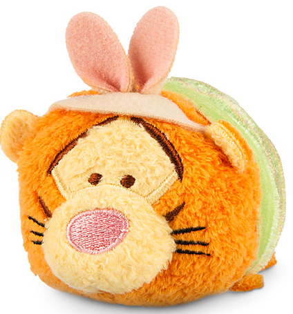 Disney Tsum Tsum Easter Tigger Plush [Mini]