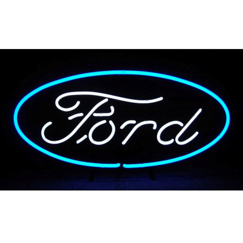 Neonetics Ford Oval Neon Sign