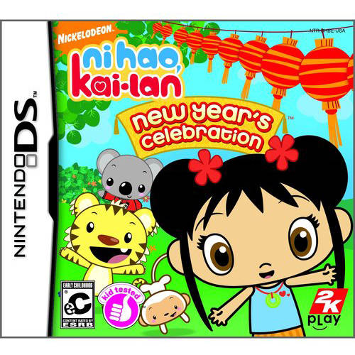 Ni Hao Kai Lan New Years (DS) - Pre-Owned