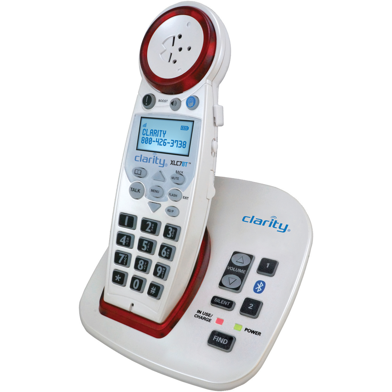 CLARITY 59364.001 Xlc7bt Cordless Amplified Phone