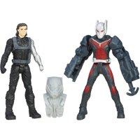 Marvel Captain America Civil War Winter Soldier and Ant Man