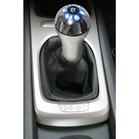Custom Accessories XT LED Lighted Shifter Knob, Blue
