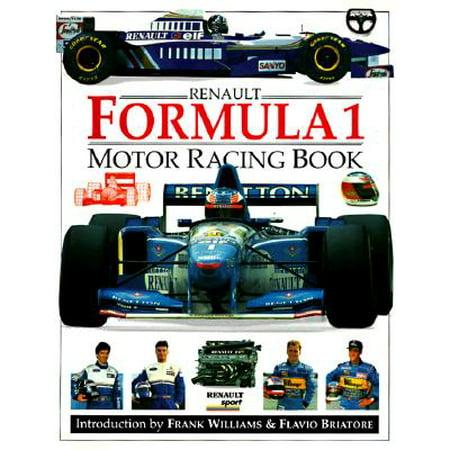 - Renault Formula 1 Motor Racing Book