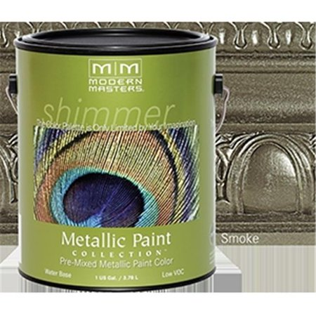 Modern Masters Metallic Paint Collection - Smoke Gallon