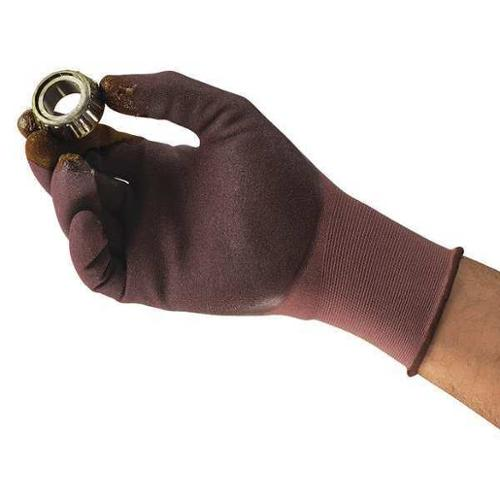 ANSELL Coated Gloves,Size 11,Brown,PR, 11-926