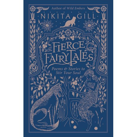 Fierce Fairytales : Poems and Stories to Stir Your (It's Halloween Poem)